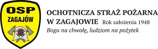 OSP Zagajów – Rok założenia 1948